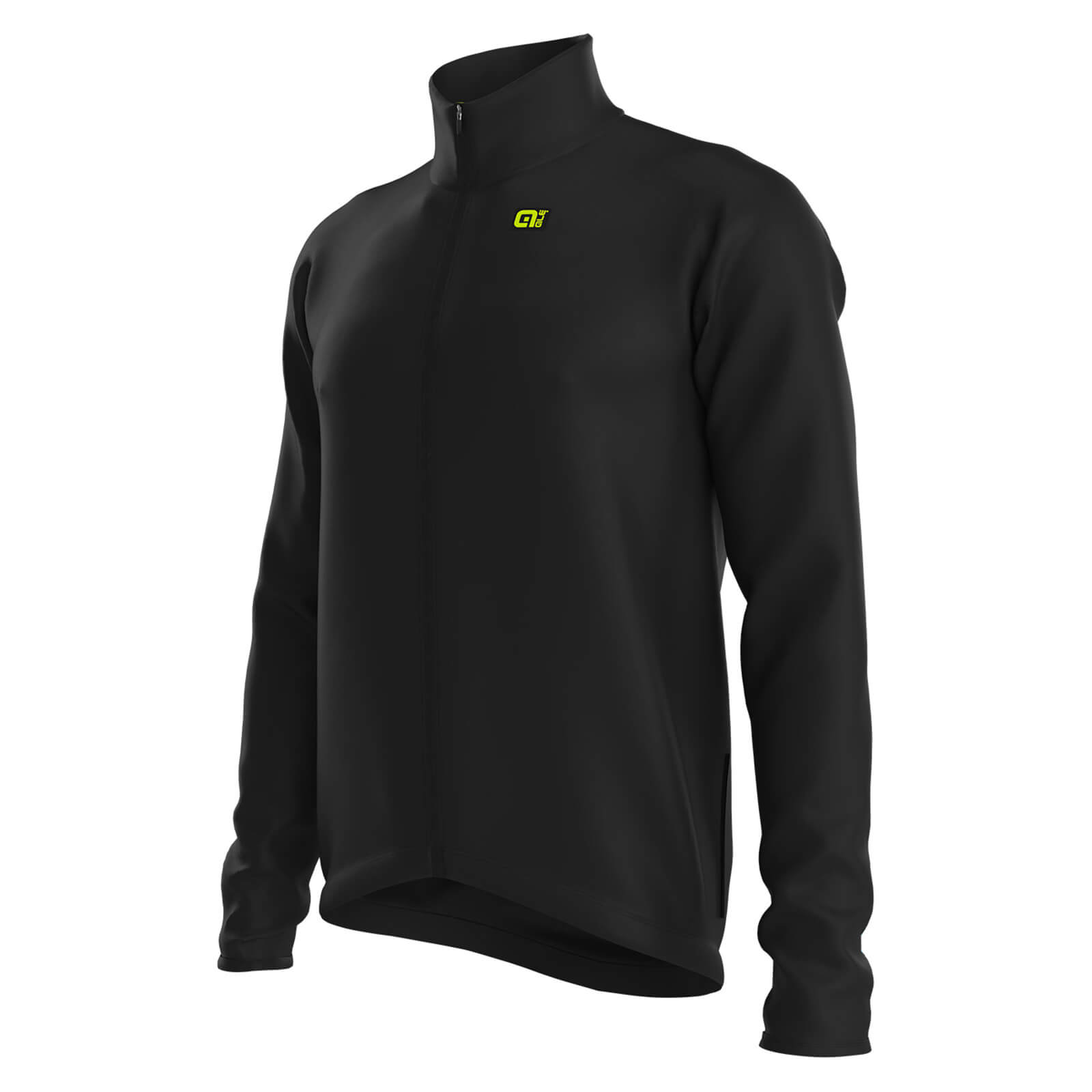 Alé Klimatik K-Racing Rain Jacket - Black