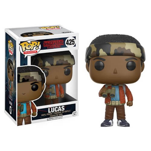 Figurine Pop! Lucas Stranger Things