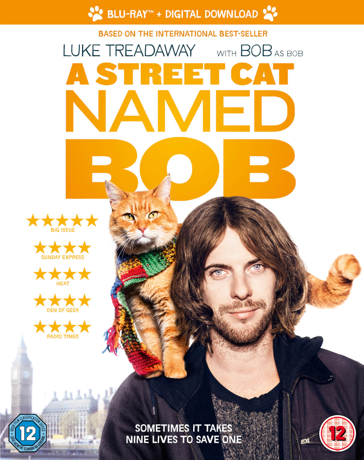 A Street Cat Named Bob
