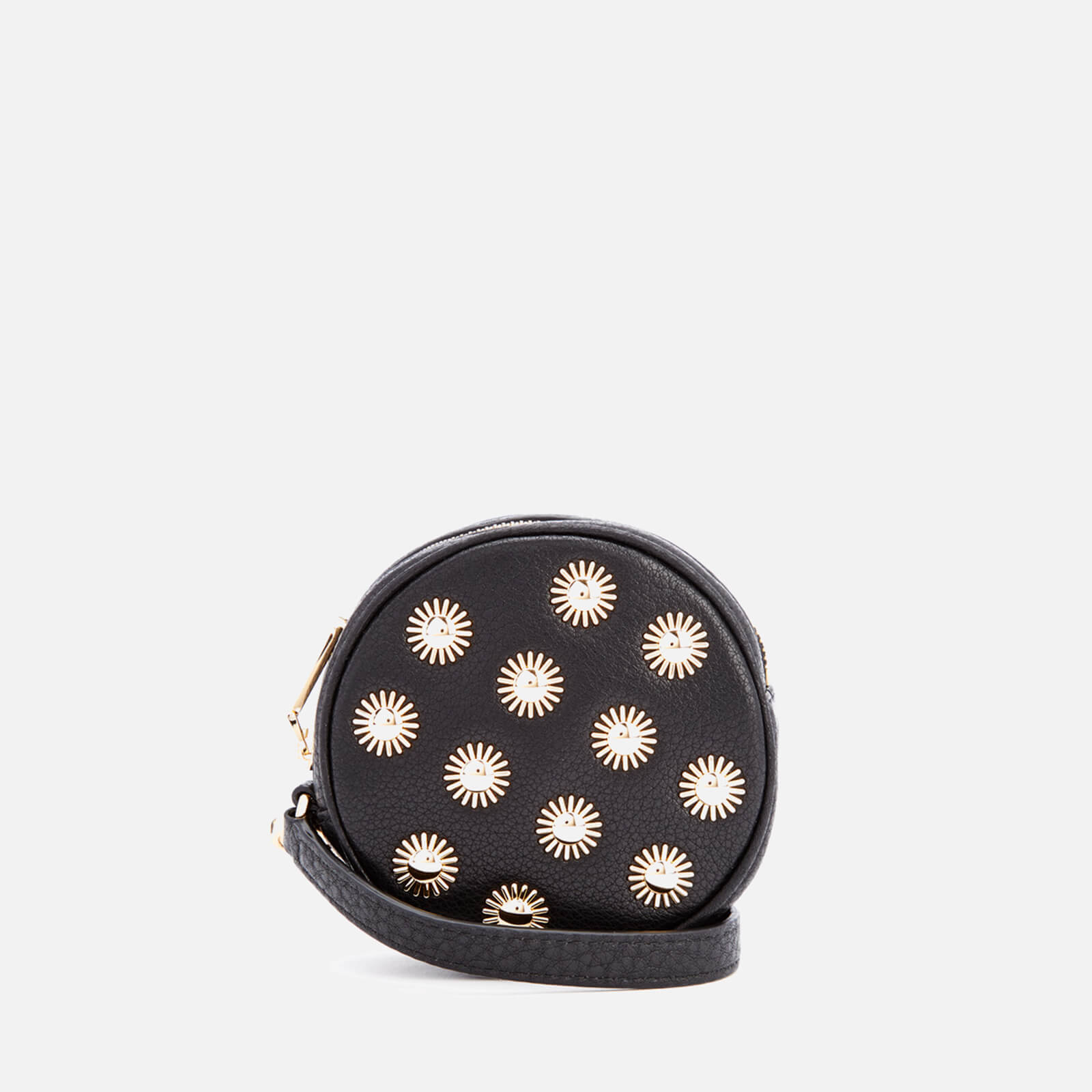 f71d65ebb51c1 MICHAEL MICHAEL KORS Women s Jet Set Stud Small Coin Purse - Black - Free  UK Delivery over £50
