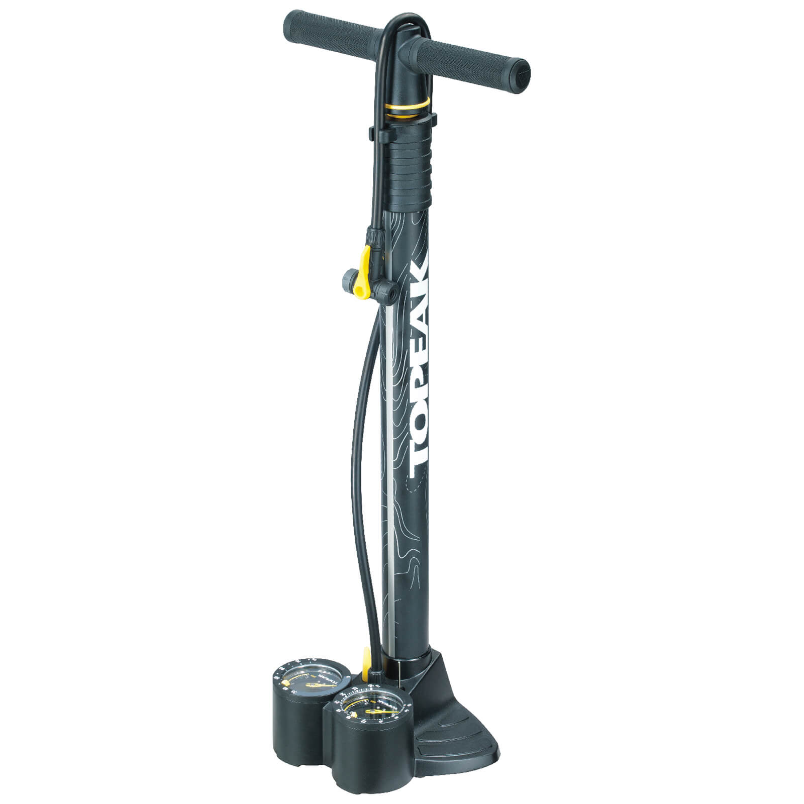 Topeak Joe Black Dualie Pump