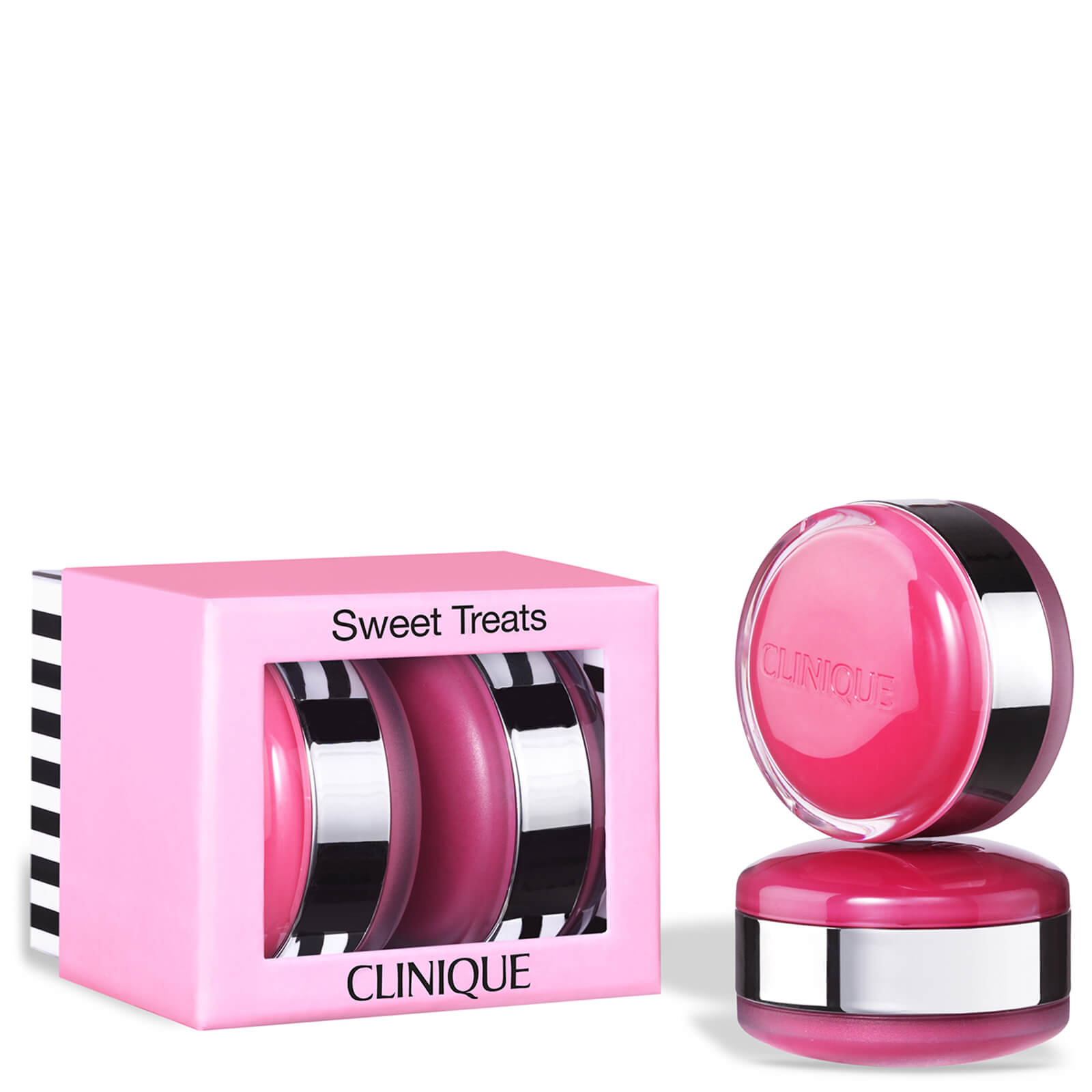 Clinique Sweet Treats Lip Balm Gift Set. Description  sc 1 st  Lookfantastic & Clinique Sweet Treats Lip Balm Gift Set | Free Shipping | Lookfantastic