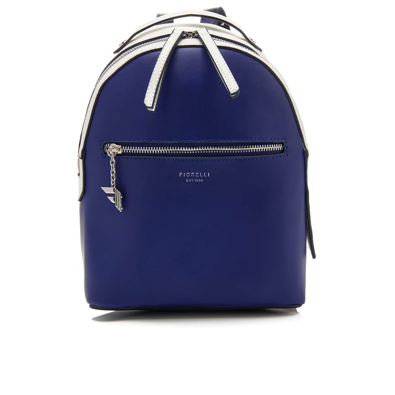 Fiorelli Women s Anouk Small Backpack - Blue Mix Clothing