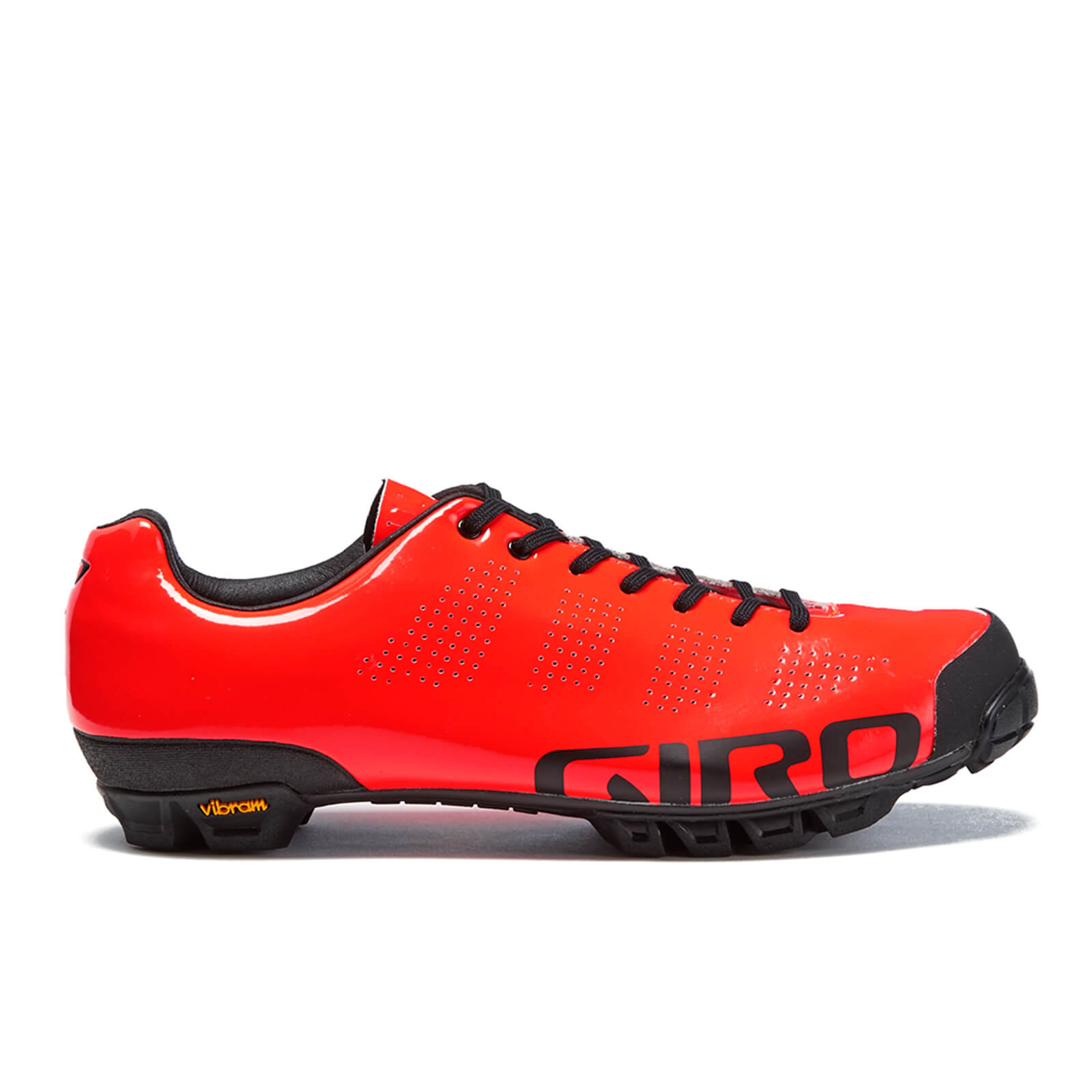 Giro Empire VR90 Dirt Cycling Shoes - Red/Black