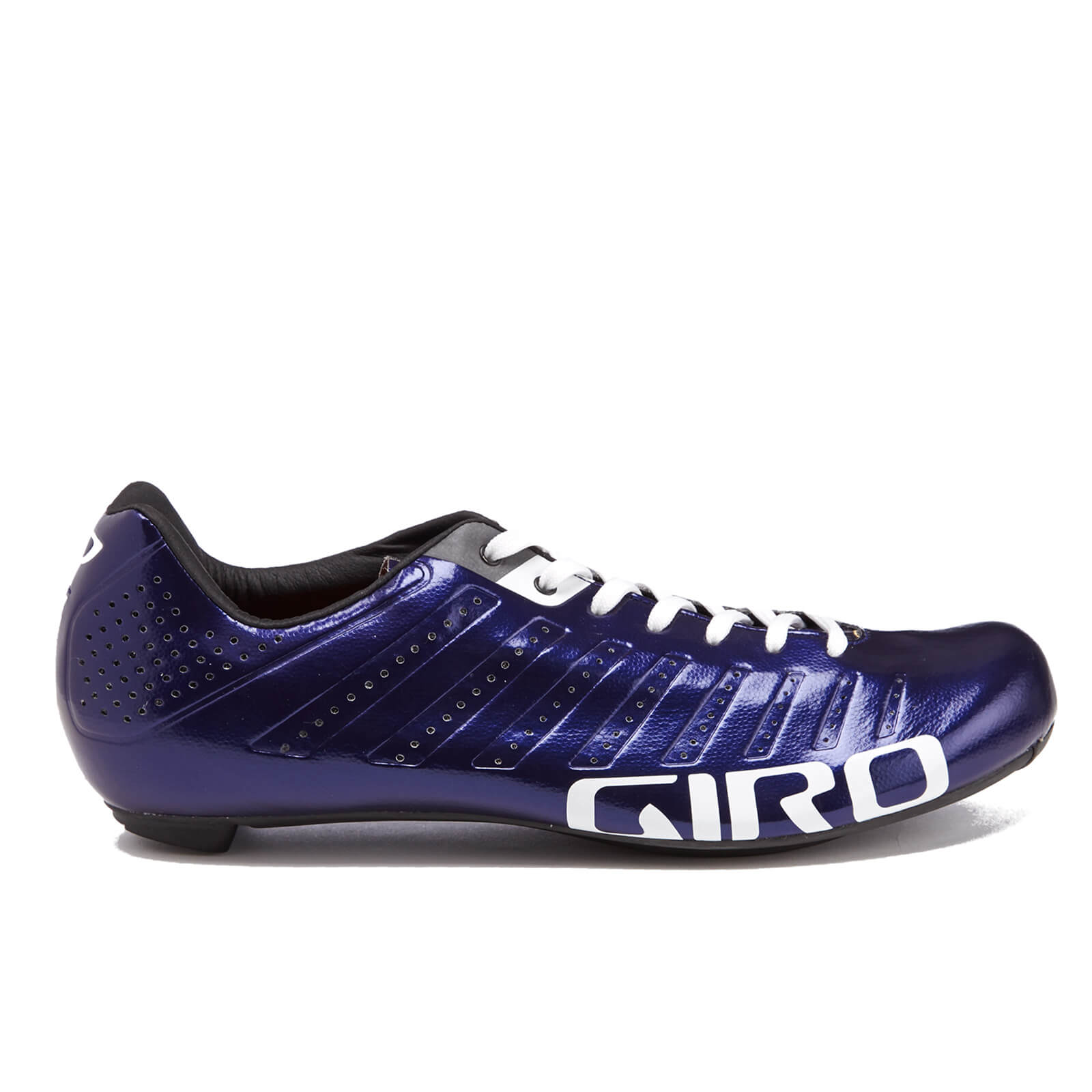 Giro Empire SLX Road Cycling Shoes - Purple/White