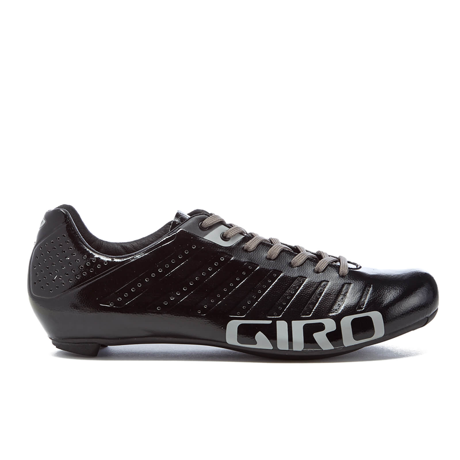 Giro Empire SLX Road Cycling Shoes - Black/Silver