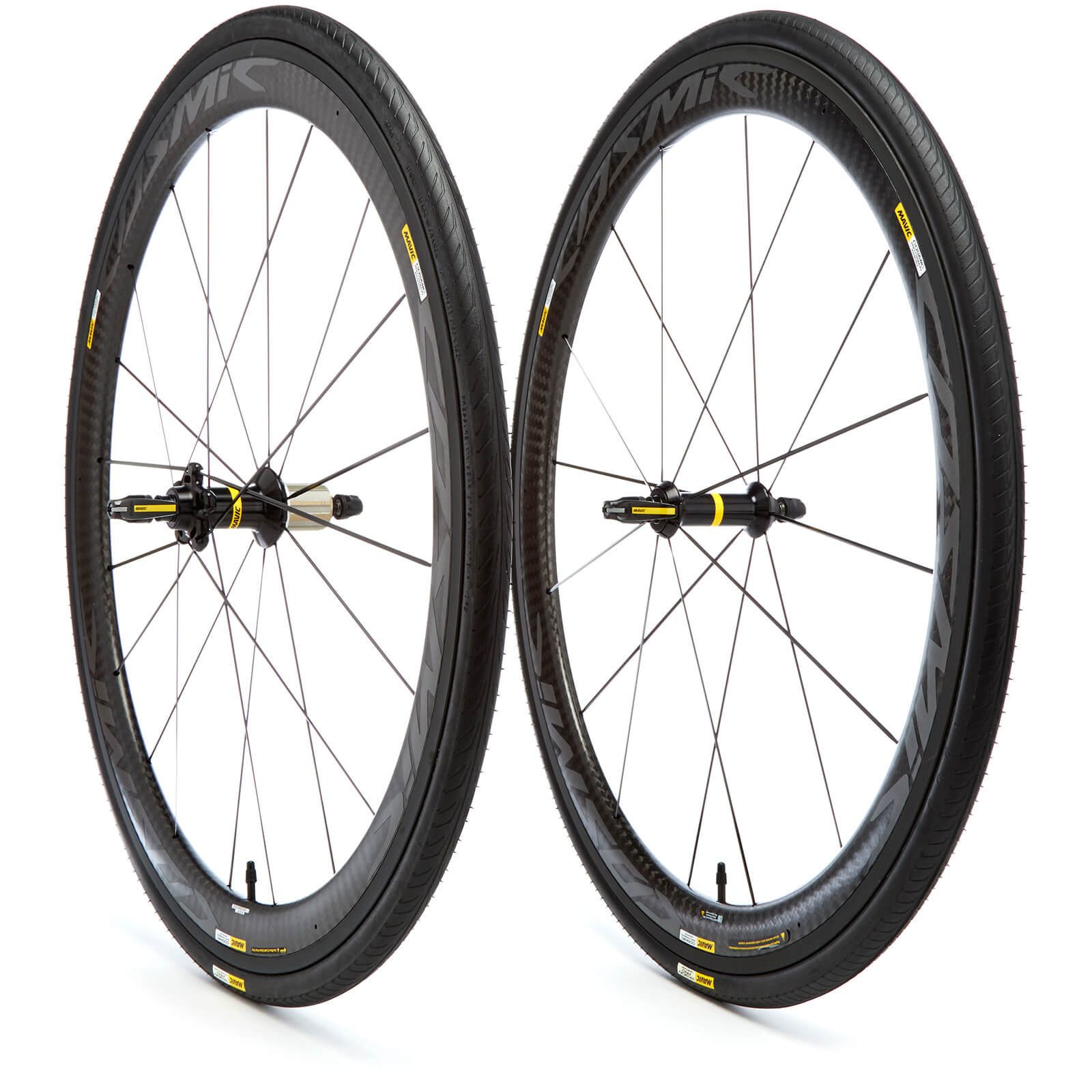 Mavic Cosmic Pro Carbon Exalith Clincher Wheelset