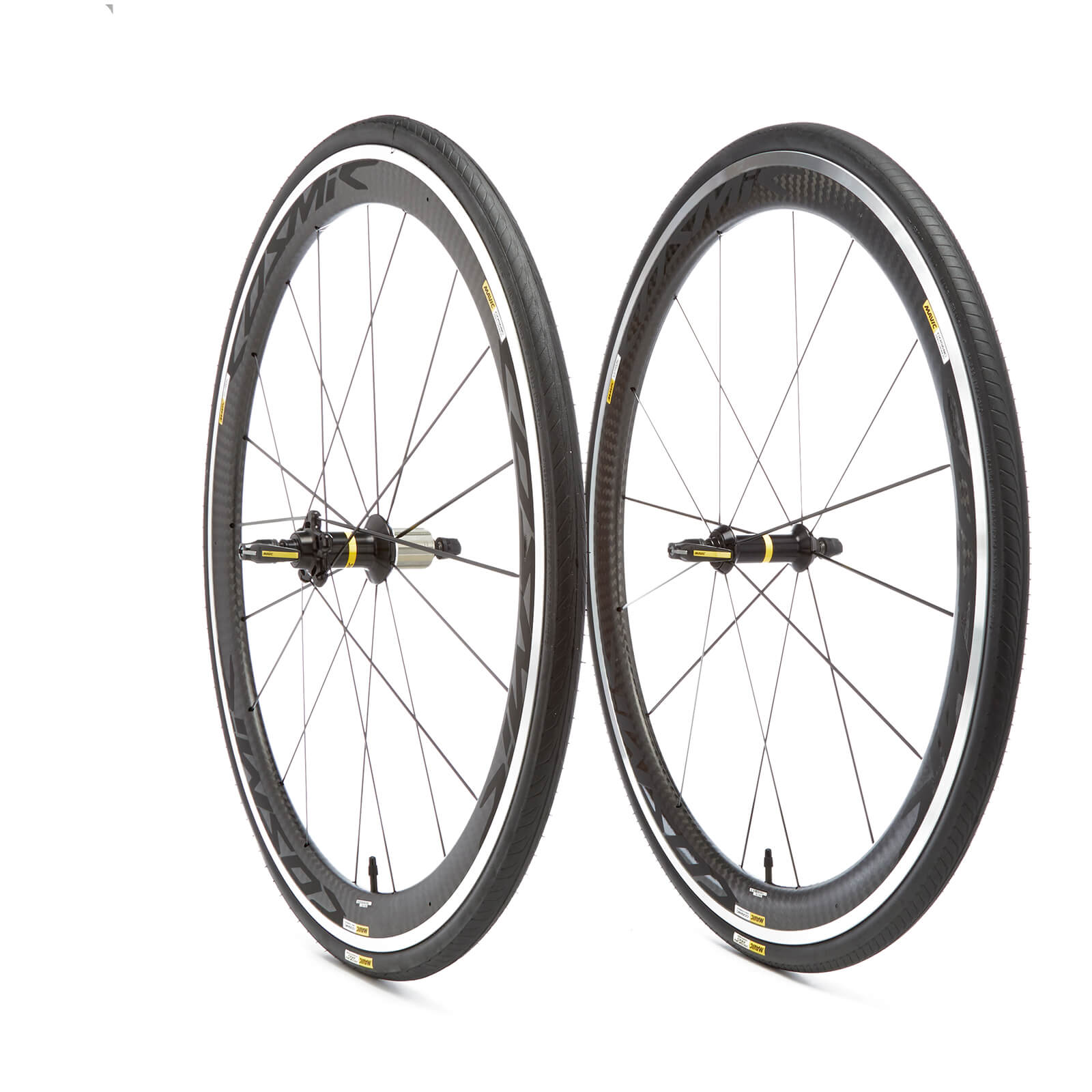 Mavic Cosmic Pro Carbon Clincher Wheelset