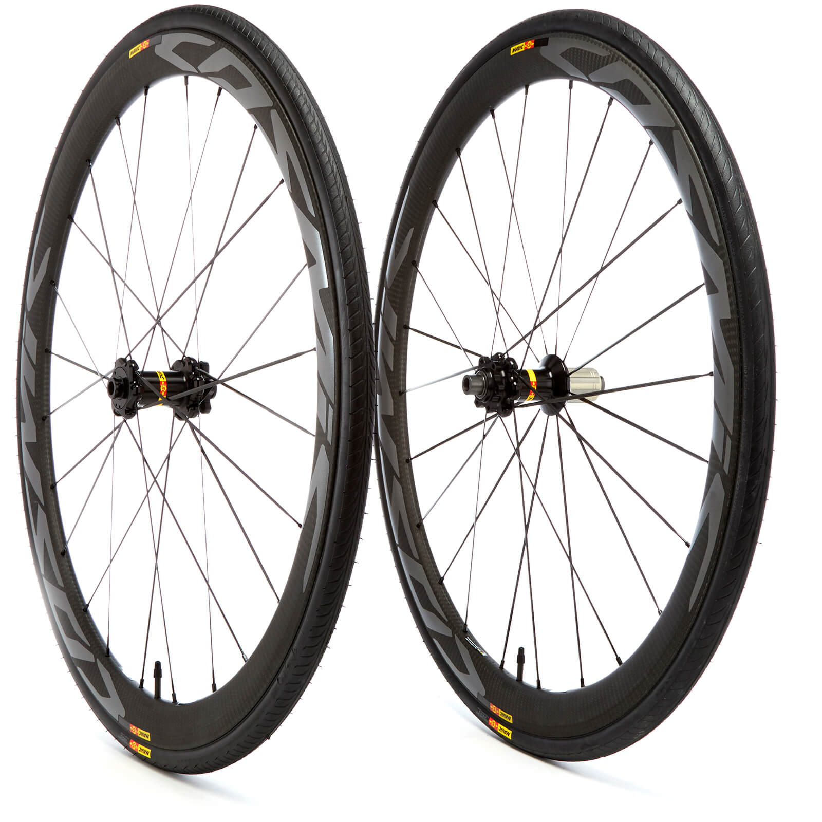 Mavic Cosmic Pro Carbon SL Disc Clincher Wheelset 2017