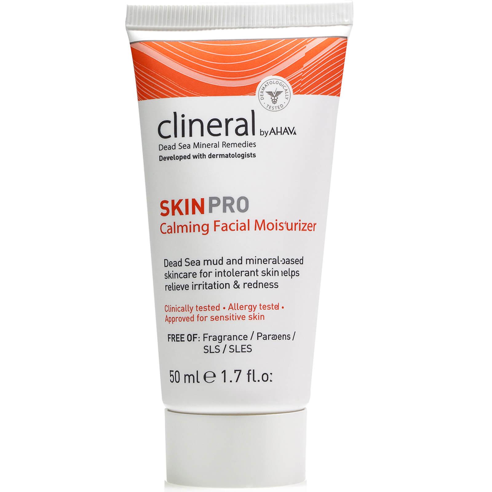 CLINERAL SKINPRO Calming Facial Moisturiser 50ml