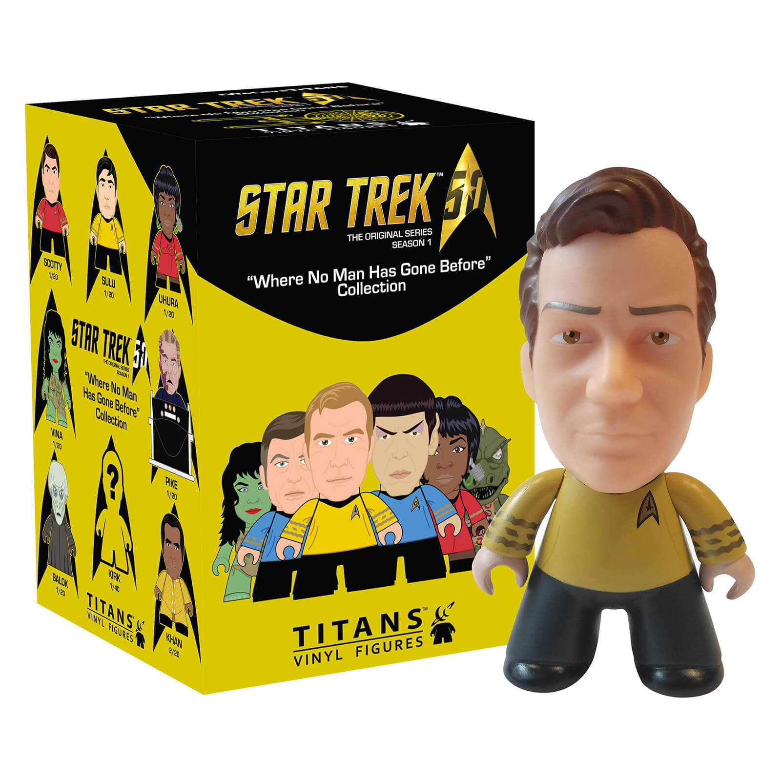 Star Trek Titan - Blind Bag