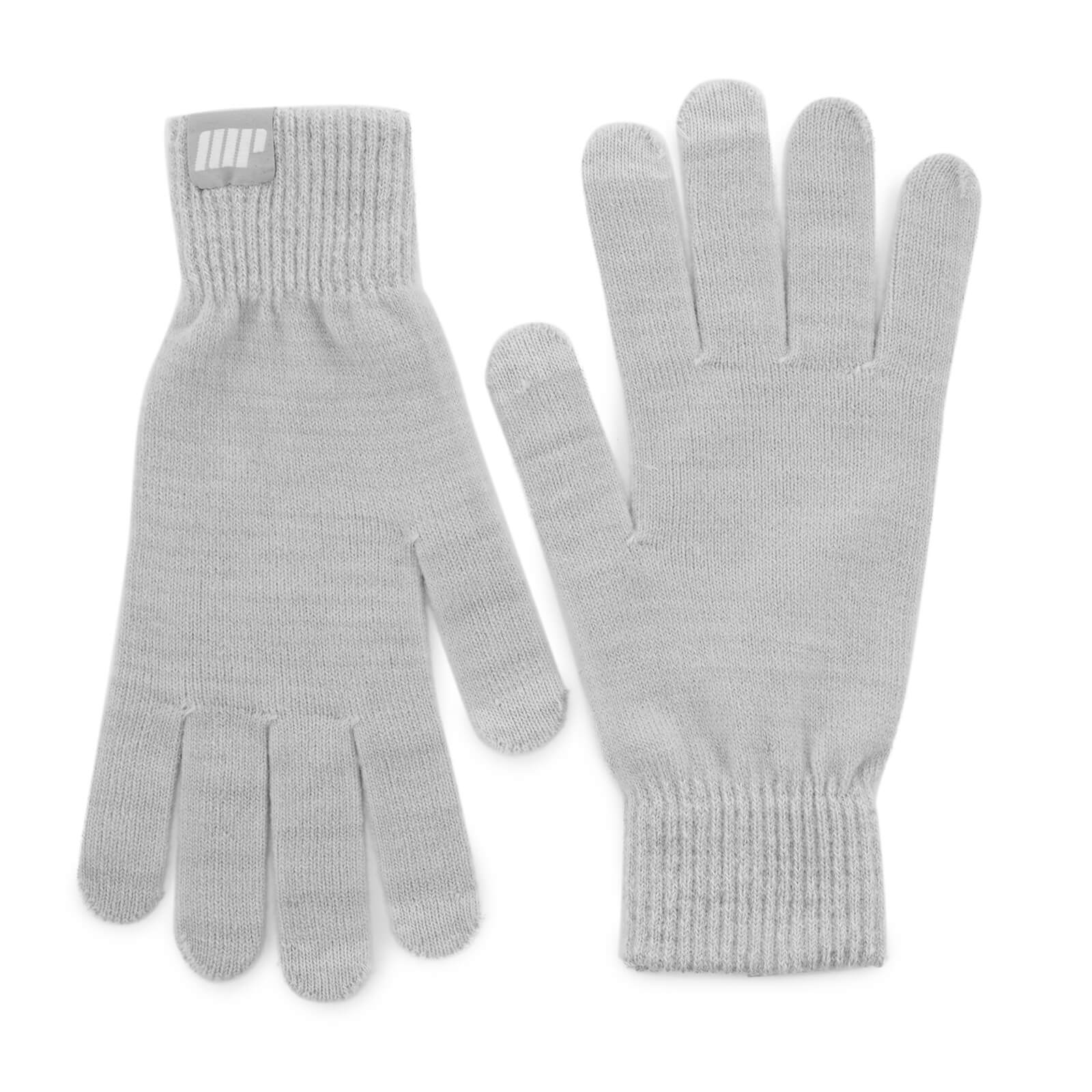 Myprotein Knitted Gloves - Grey - S/M