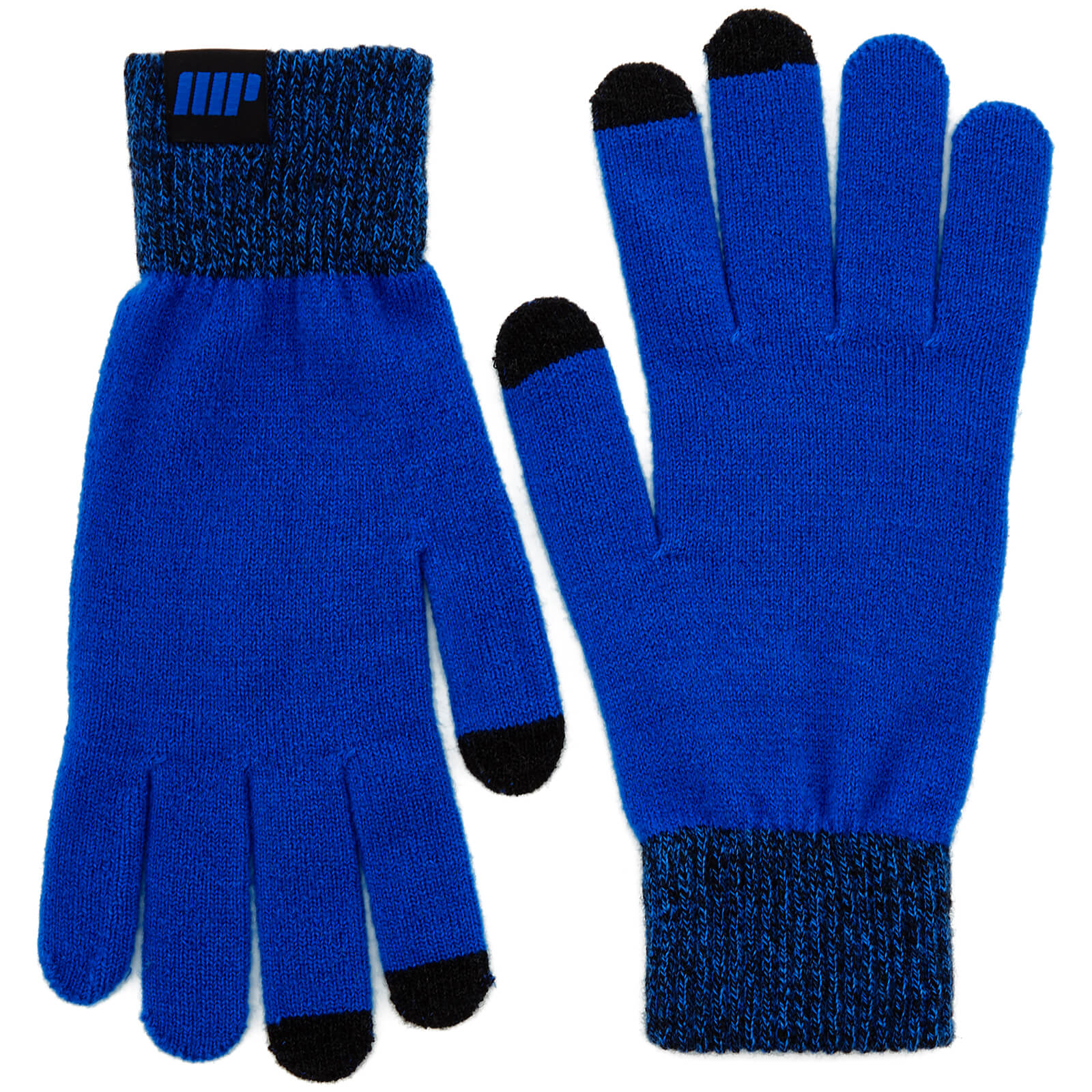 Myprotein Knitted Gloves - Blue - S/M