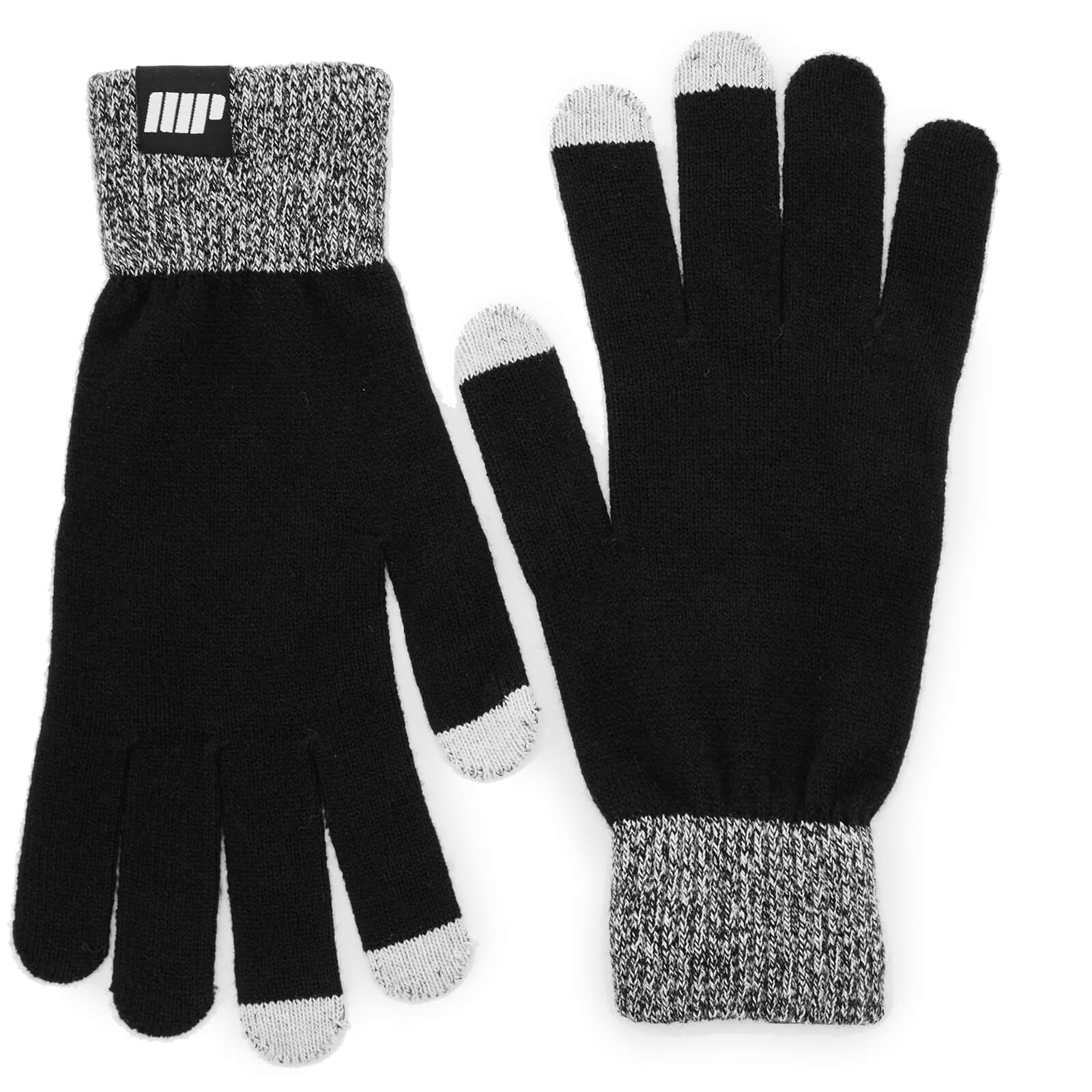 Myprotein Knitted Gloves - Black - L/XL