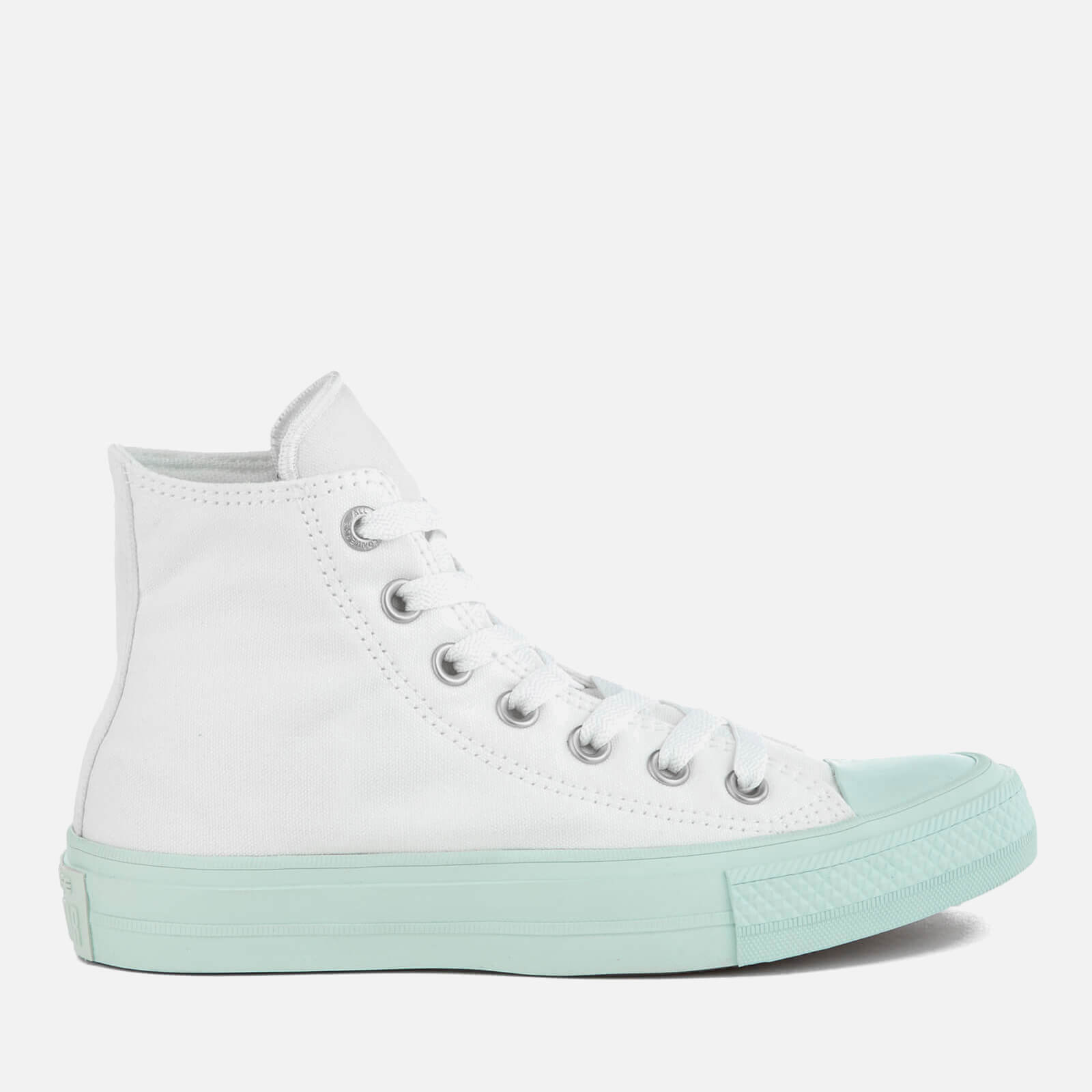a2793df5423d02 Converse Women s Chuck Taylor All Star II Hi-Top Trainers - White Fiberglass  - Free UK Delivery over £50