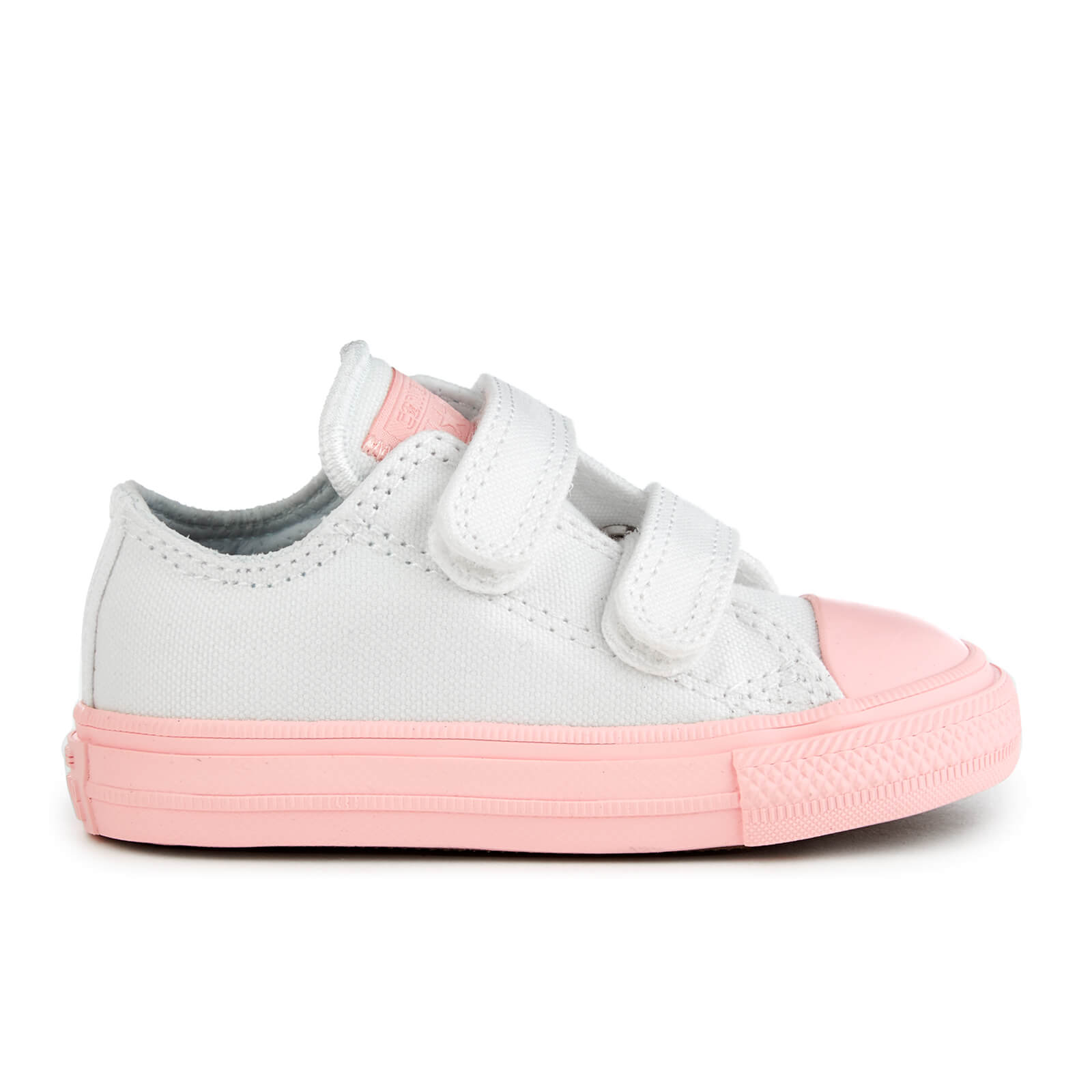 Converse Chuck Taylor All Star II Ox WhiteVapor Pink Textile Child