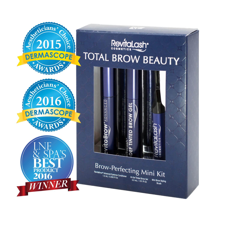 0675617cfcf RevitaLash Total Brow Beauty Mini Kit | Buy Online At SkinCareRX