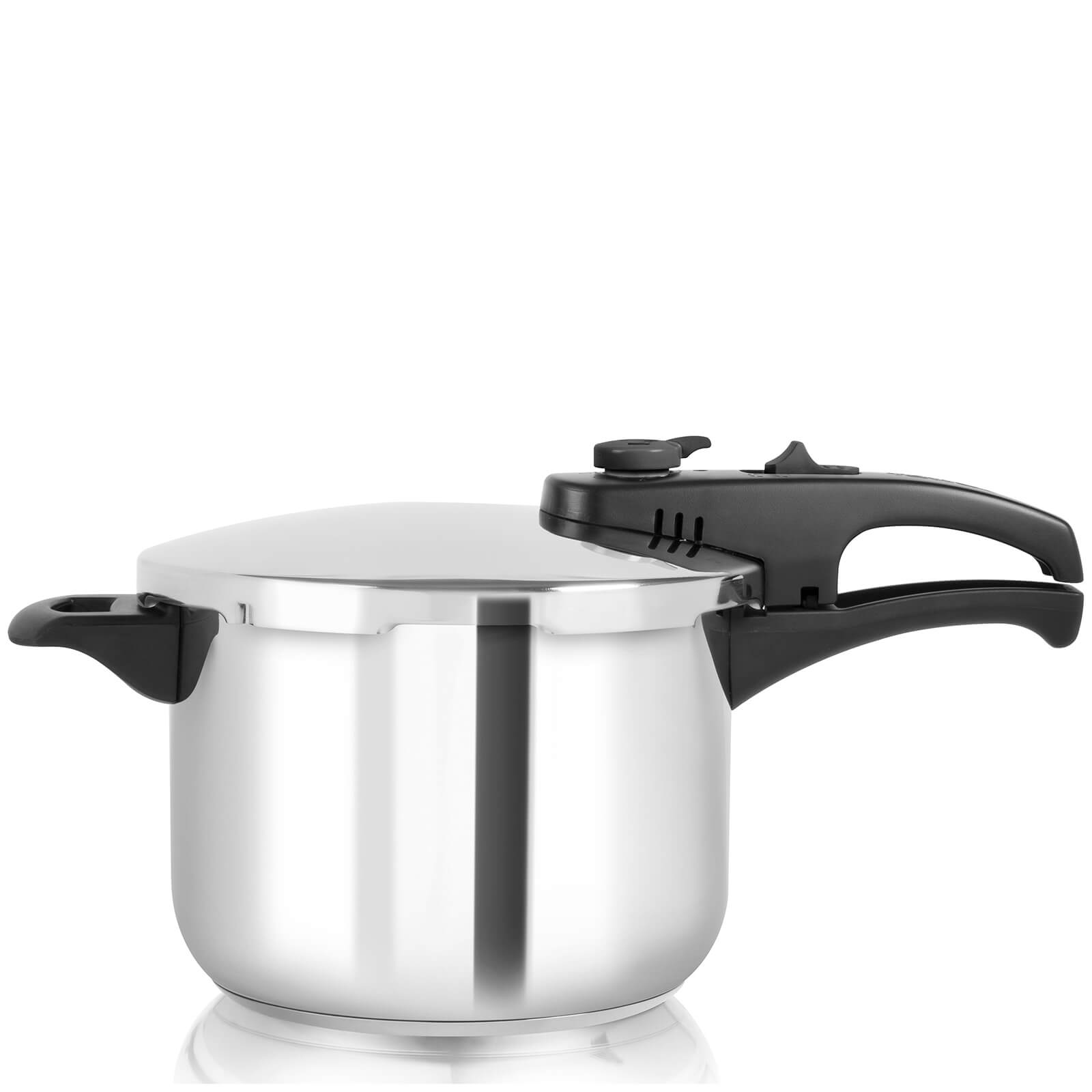 Tower T80244 Stainless Steel Pressure Cooker 6L/22cm