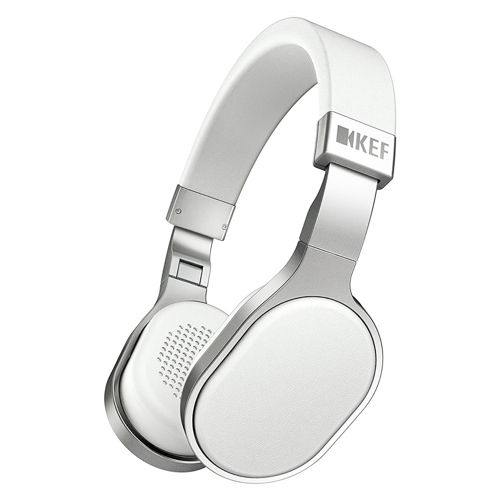 KEF M500 Headphones - White