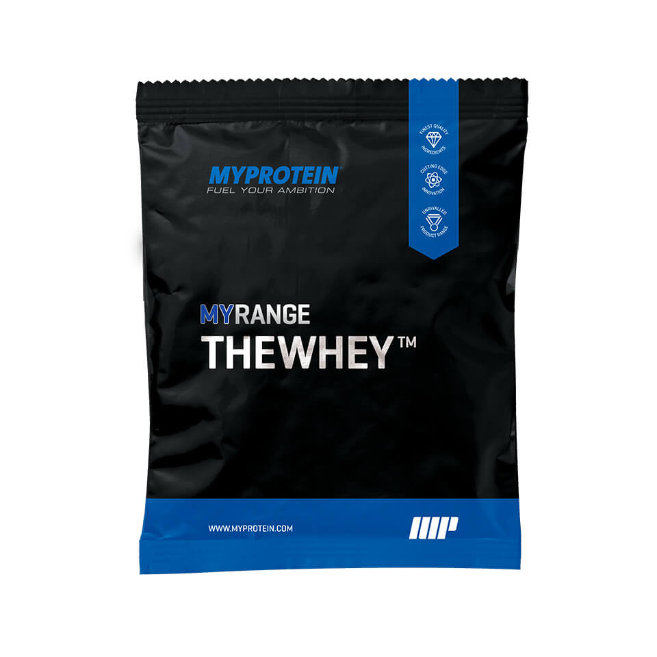 THEWHEY (Sample) - Decadent Milk Chocolate - 30g