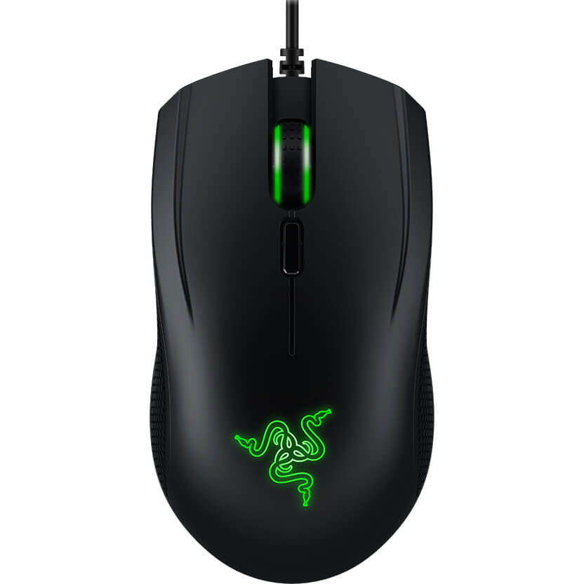 Razer Abyssus V2 Ambidextrous Gaming Mouse (2 Year Warranty)