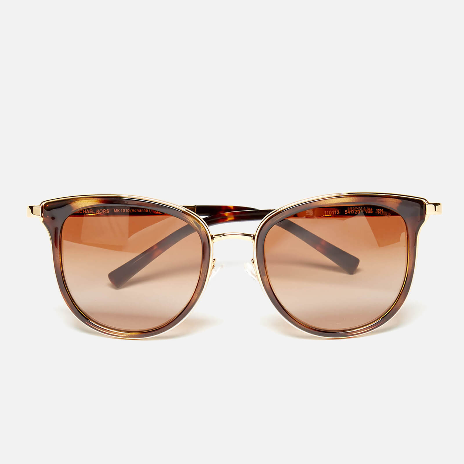 e7d041f5134eb MICHAEL MICHAEL KORS Women s Adrianna I Sunglasses - Dark Tortoise Gold -  Free UK Delivery over £50