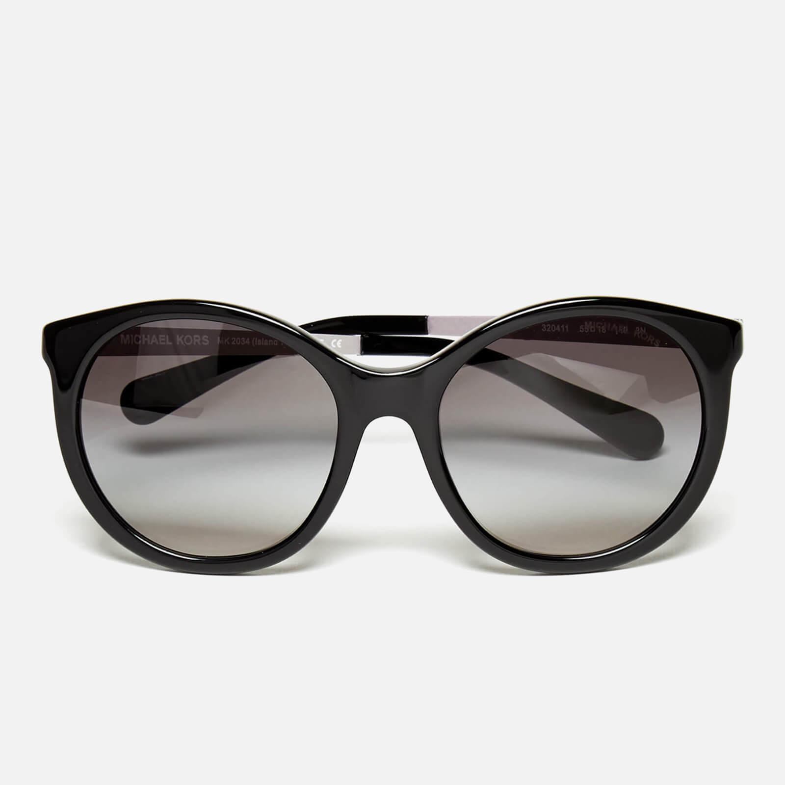 ebcade0355 MICHAEL MICHAEL KORS Women s Island Tropics Sunglasses - Black Womens  Accessories
