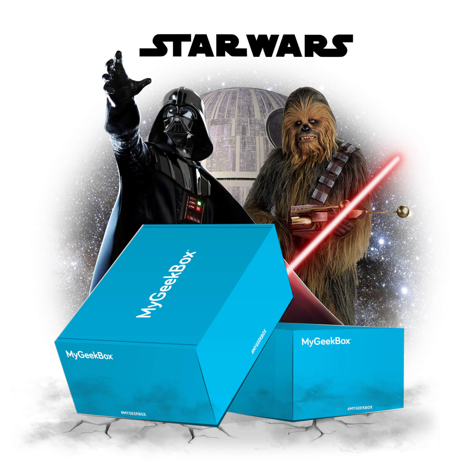 My Geek Box Star Wars Mega Crate