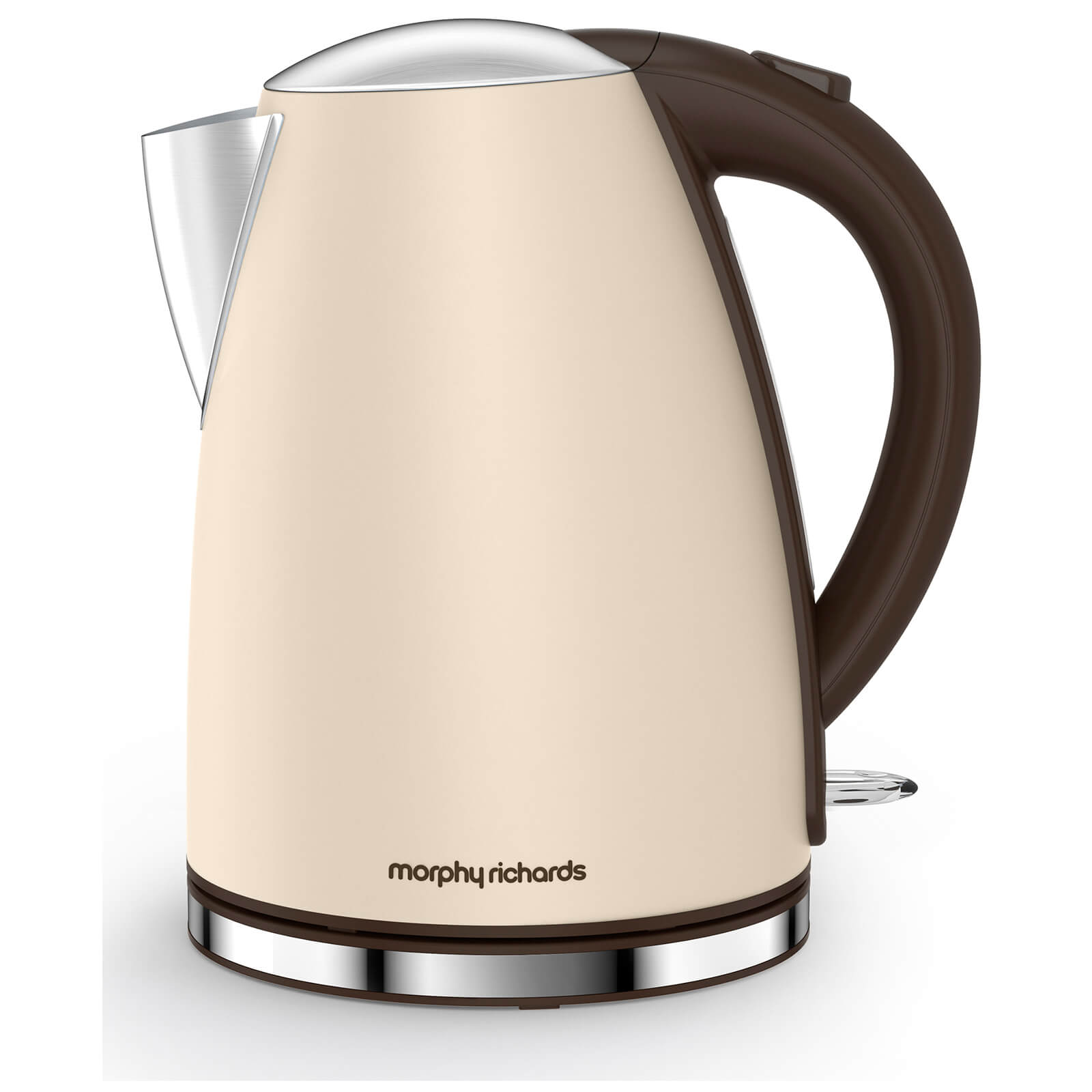Morphy Richards 103003 1.7L Accents Jug Kettle - Sand