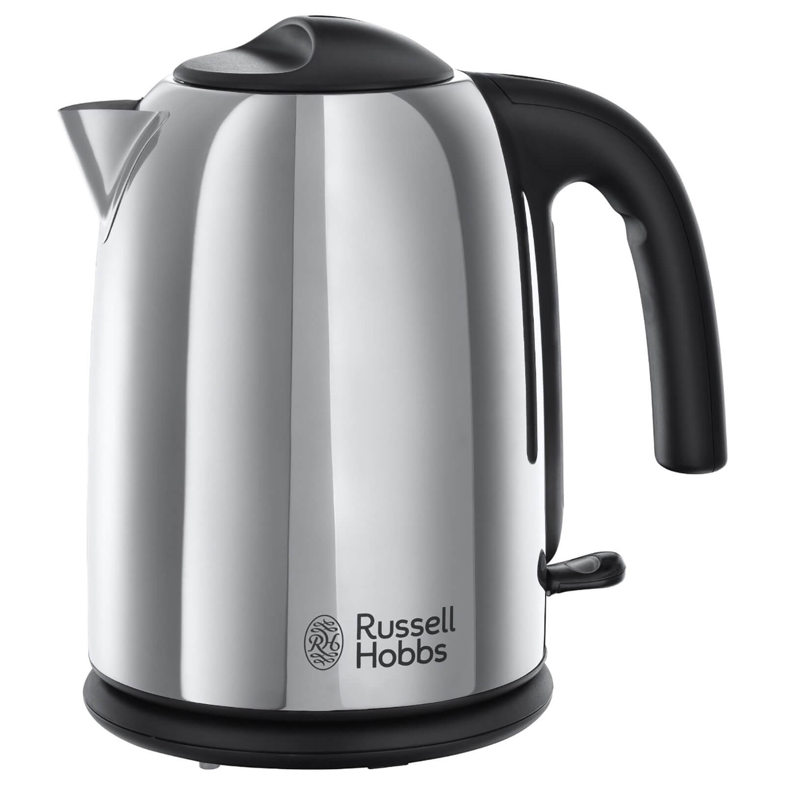 Russell Hobbs 20410 1.7L Hampshire Polished Kettle - Stainless Steel