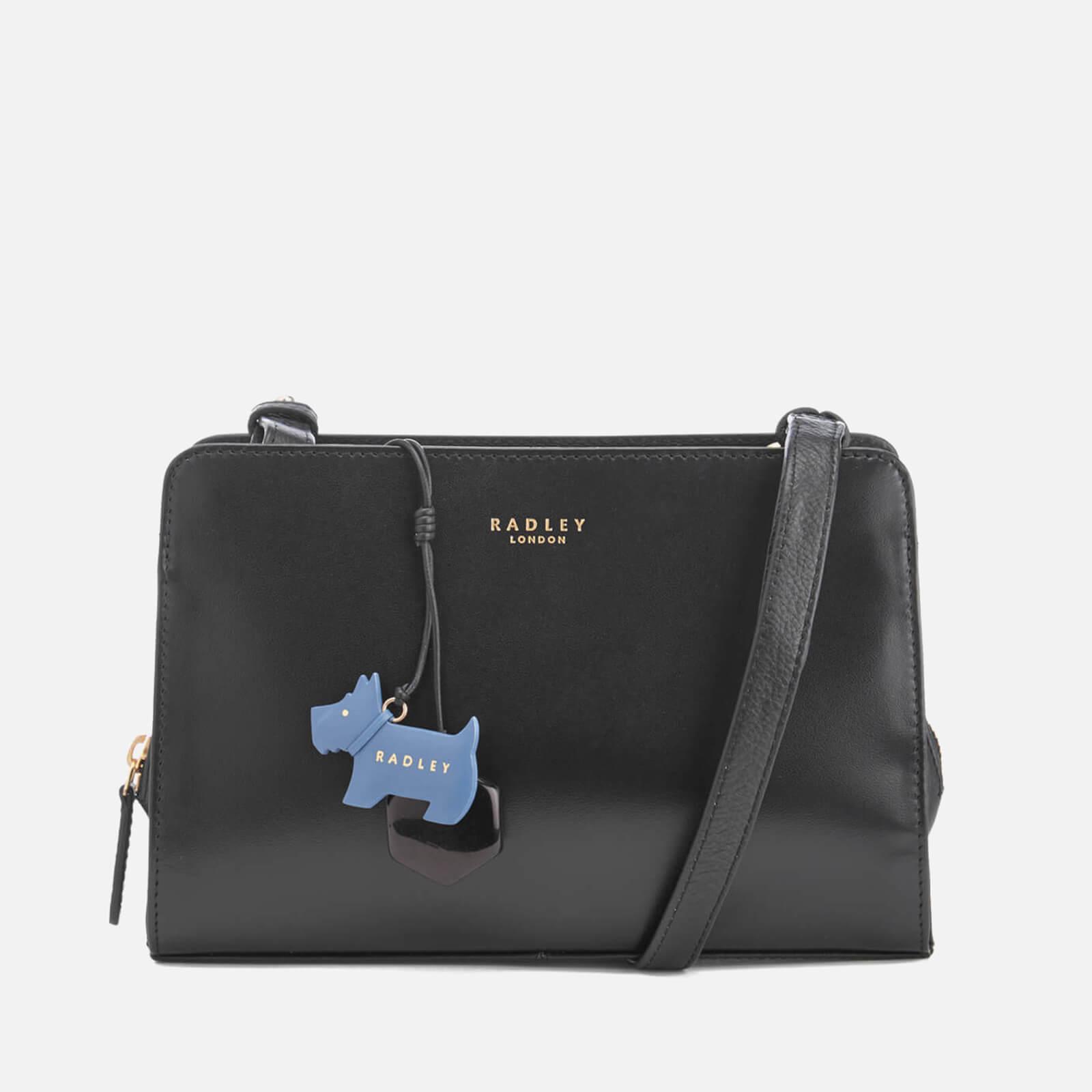 superior quality new release buy cheap Radley Women's Liverpool Street Medium Zip Top Cross Body Bag - Black