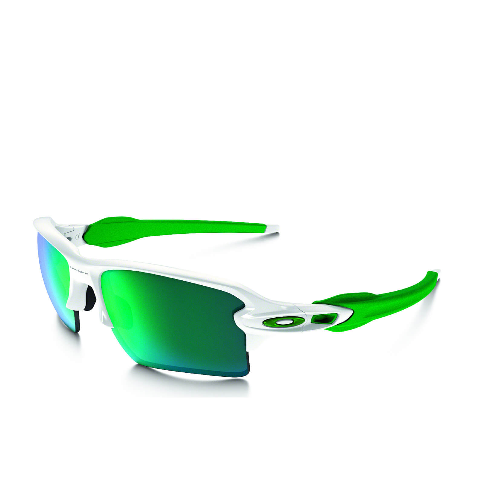 a5920cb9ce Oakley Flak 2.0 XL Sunglasses - Polished White Jade Iridium ...