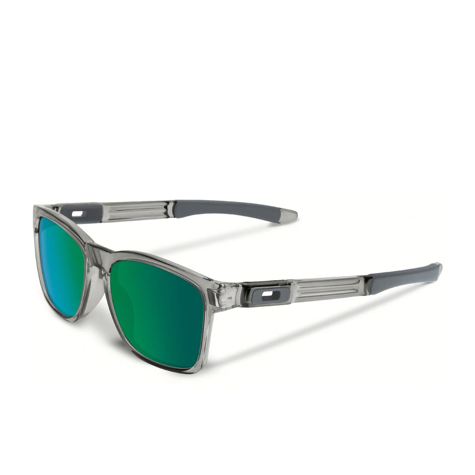 d802184d8b2e8 Oakley Catalyst Sunglasses - Grey Ink Jade Iridium