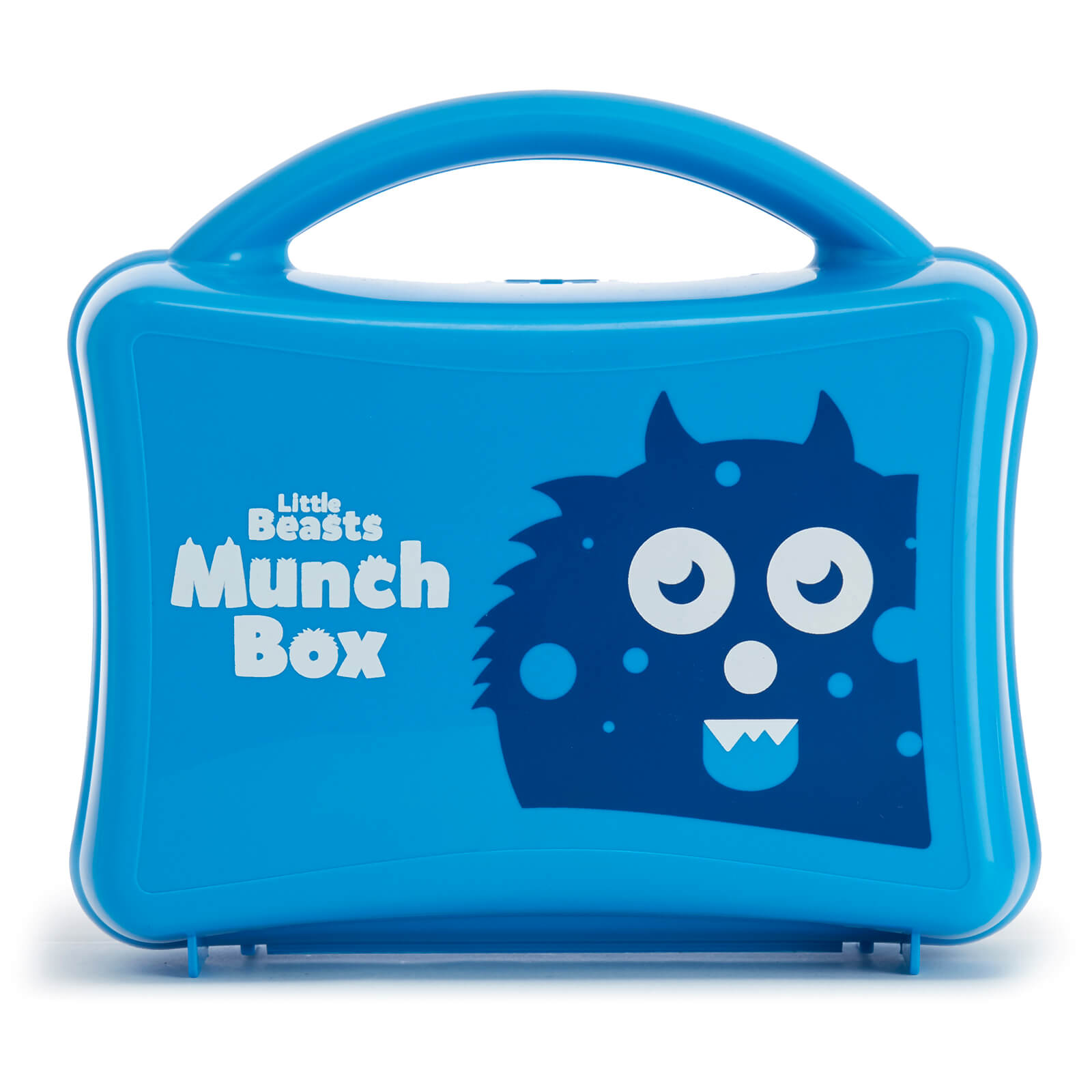 Little Beasts Boys Munch Box - Blue
