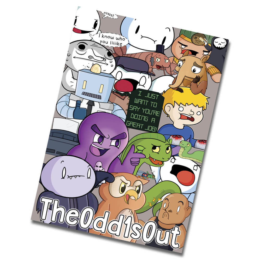 Poster Odd1sOut