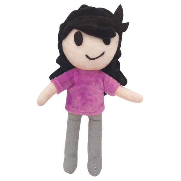 Jaiden Plush Toy