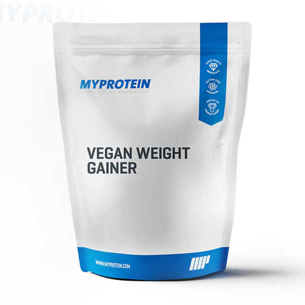 Vegan Weight Gainer - Natural Chocolate - 1kg