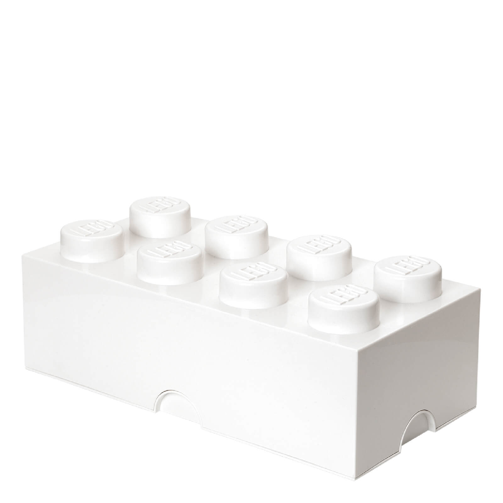 LEGO Storage Brick 8 - White