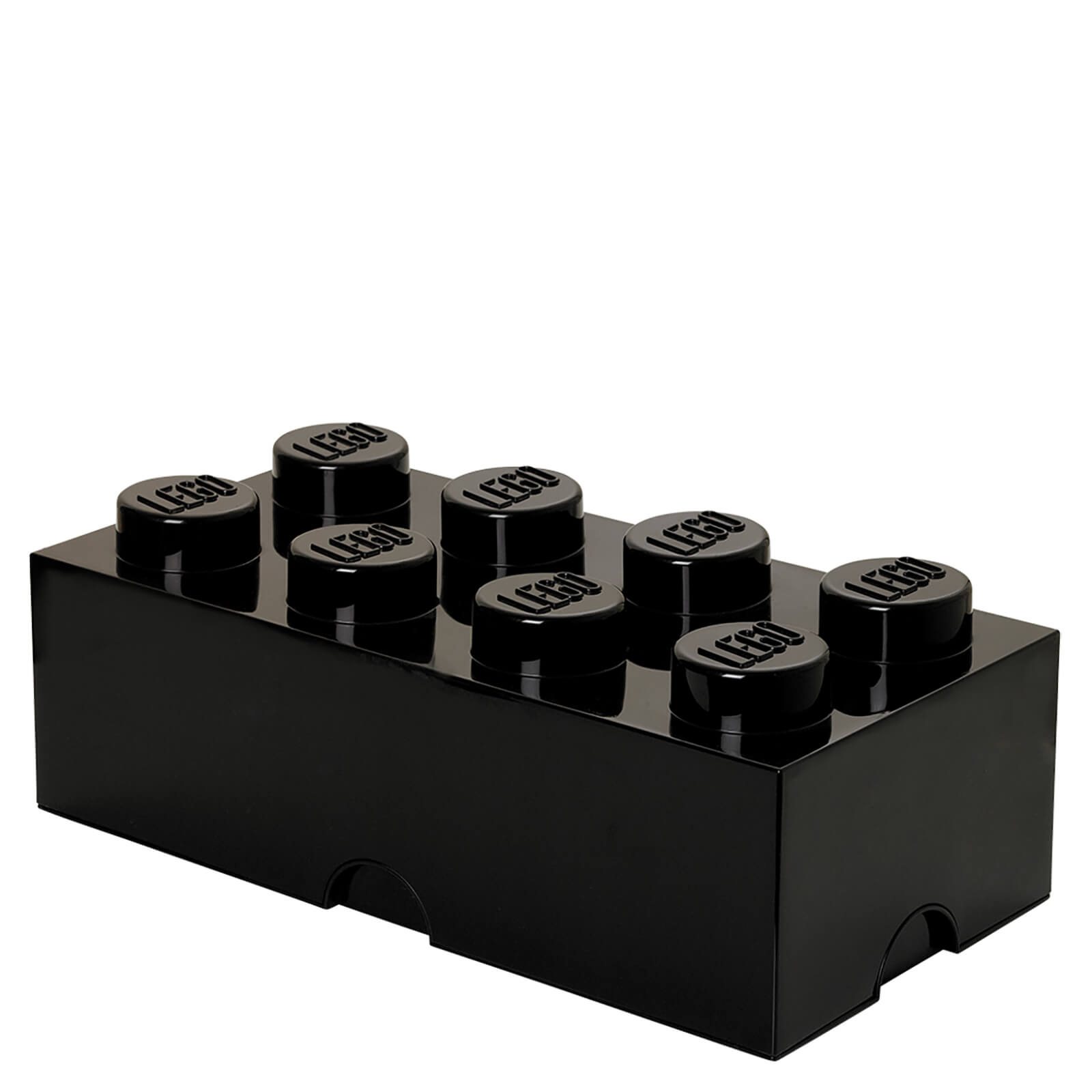 LEGO Batman Storage Brick 8 - Black