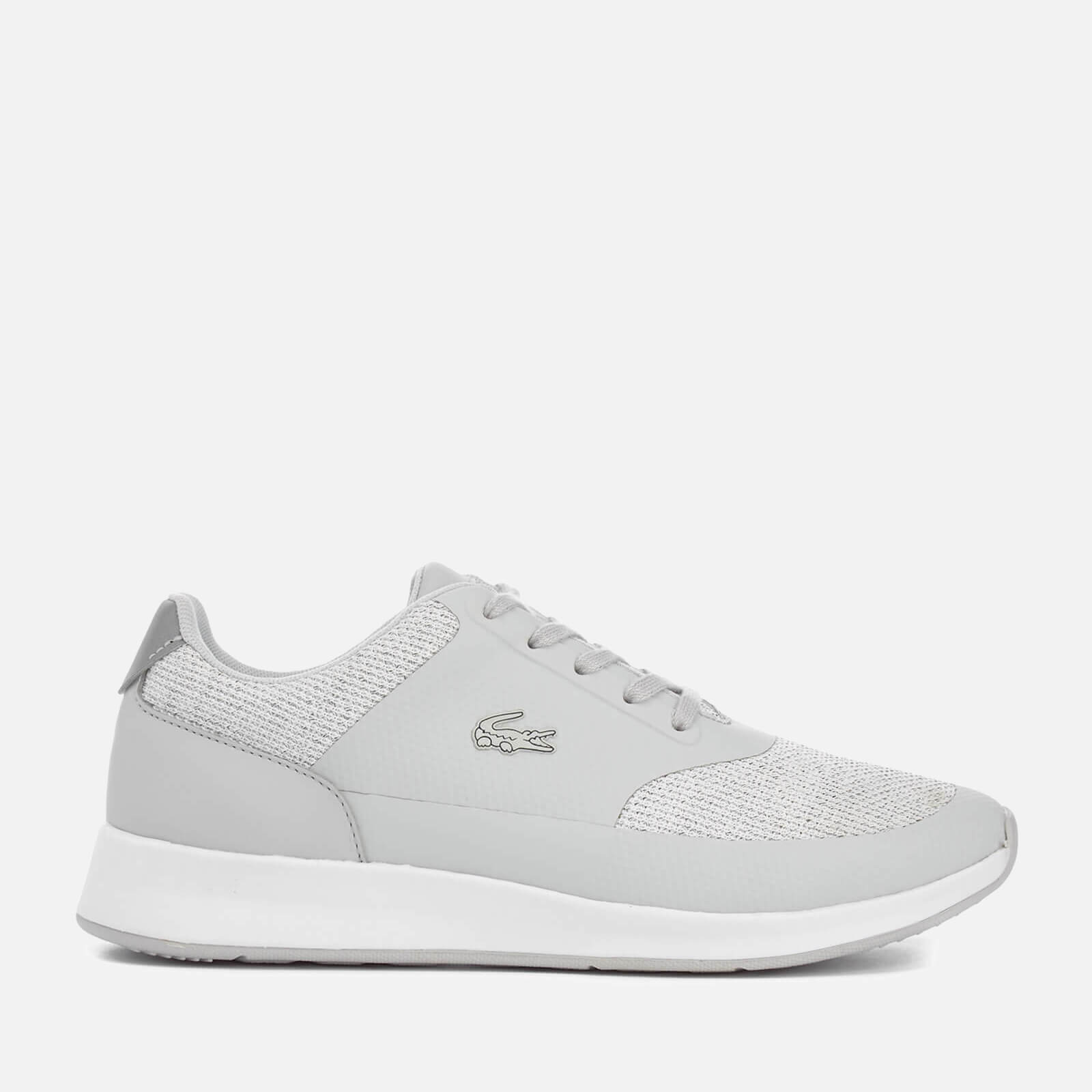 5211e1b80 Lacoste Women s Chaumont Lace 117 1 Trainers - Grey - Free UK Delivery over  £50