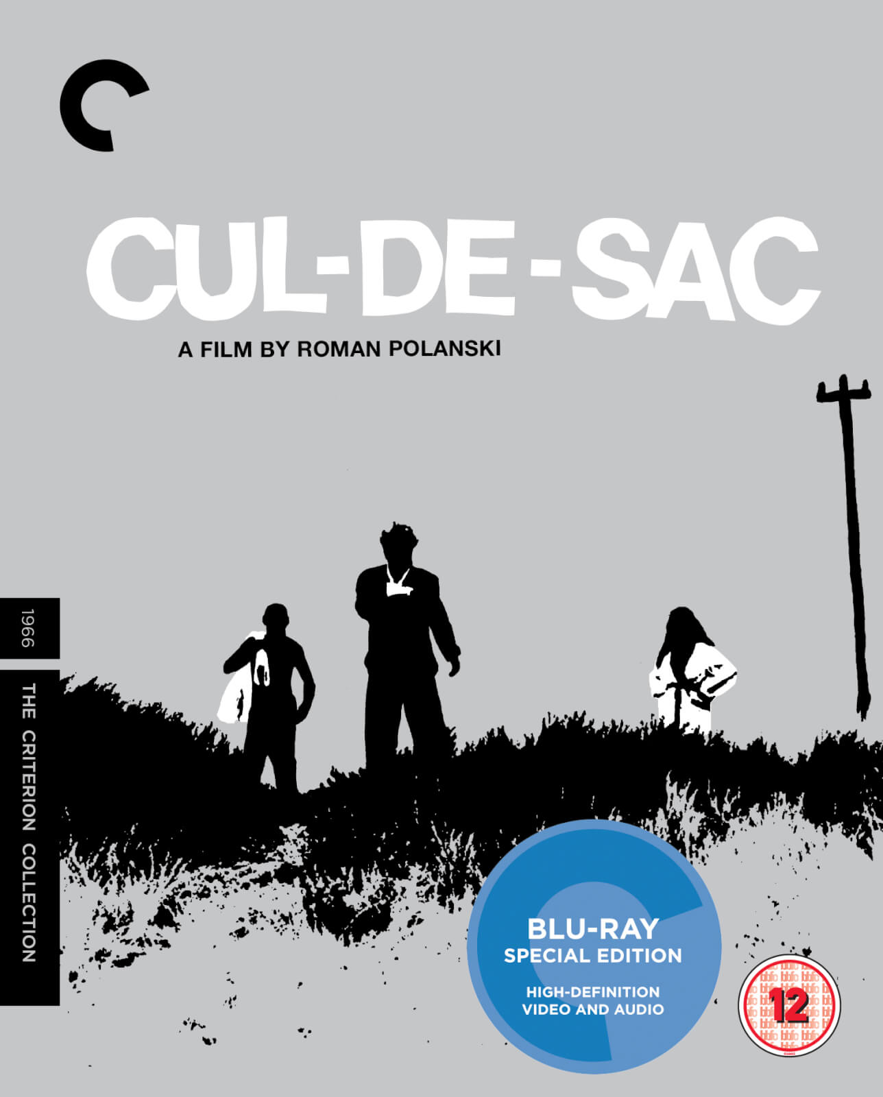 Cul-De-Sac - The Criterion Collection
