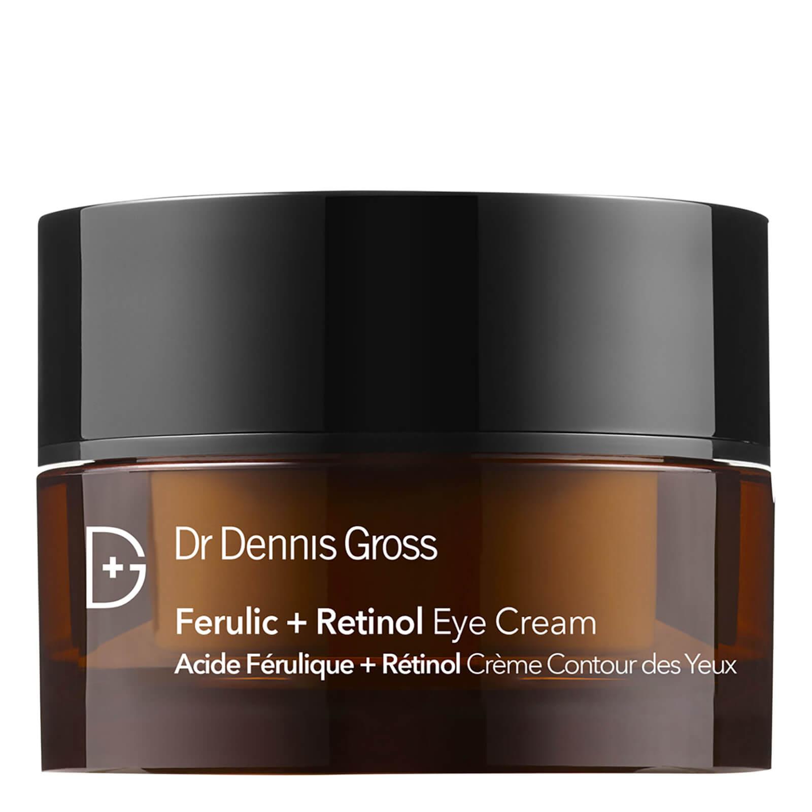 Dr Dennis Gross >> Dr Dennis Gross Skincare Ferulic And Retinol Eye Cream 15ml Free
