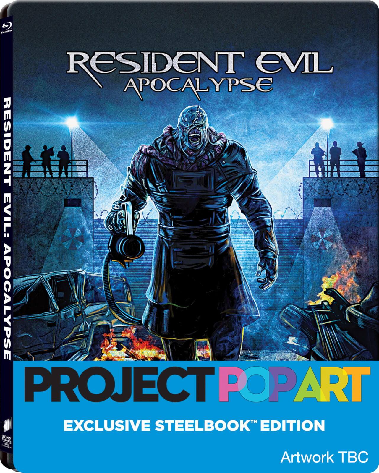 Resident Evil: Apocalypse - Zavvi Exclusive Limited Edition Steelbook