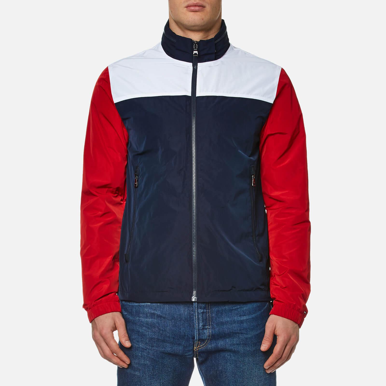 uusi korkealaatuinen kuumia uusia tuotteita Yhdistynyt kuningaskunta Tommy Hilfiger Men's Terence Sport Jacket - Midnight