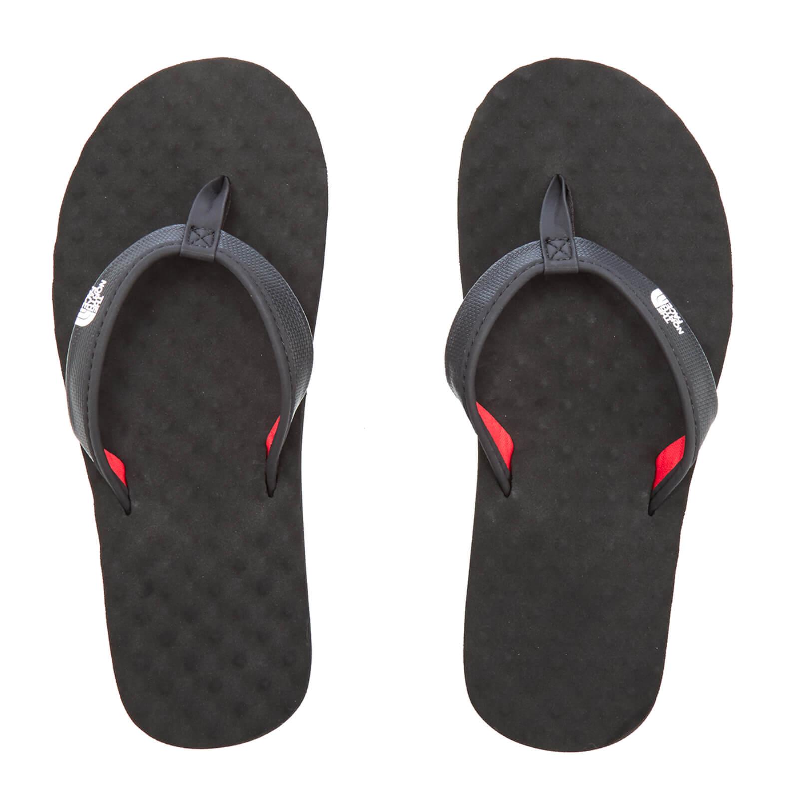 39579f484de0 The North Face Women s Base Camp Mini Flip Flops - TNF Black Womens  Accessories