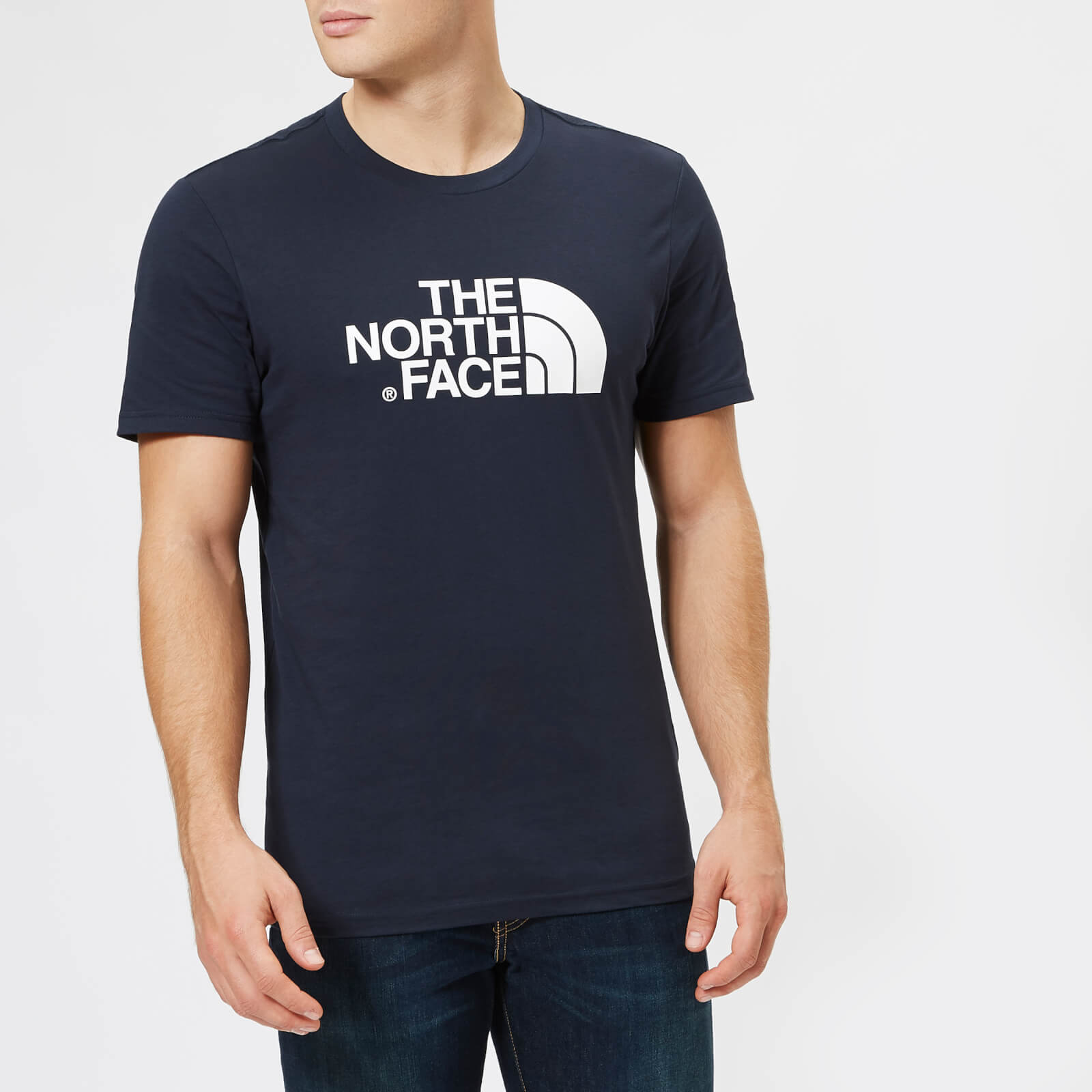 d8abd6242 The North Face Men's Easy T-Shirt - Urban Navy