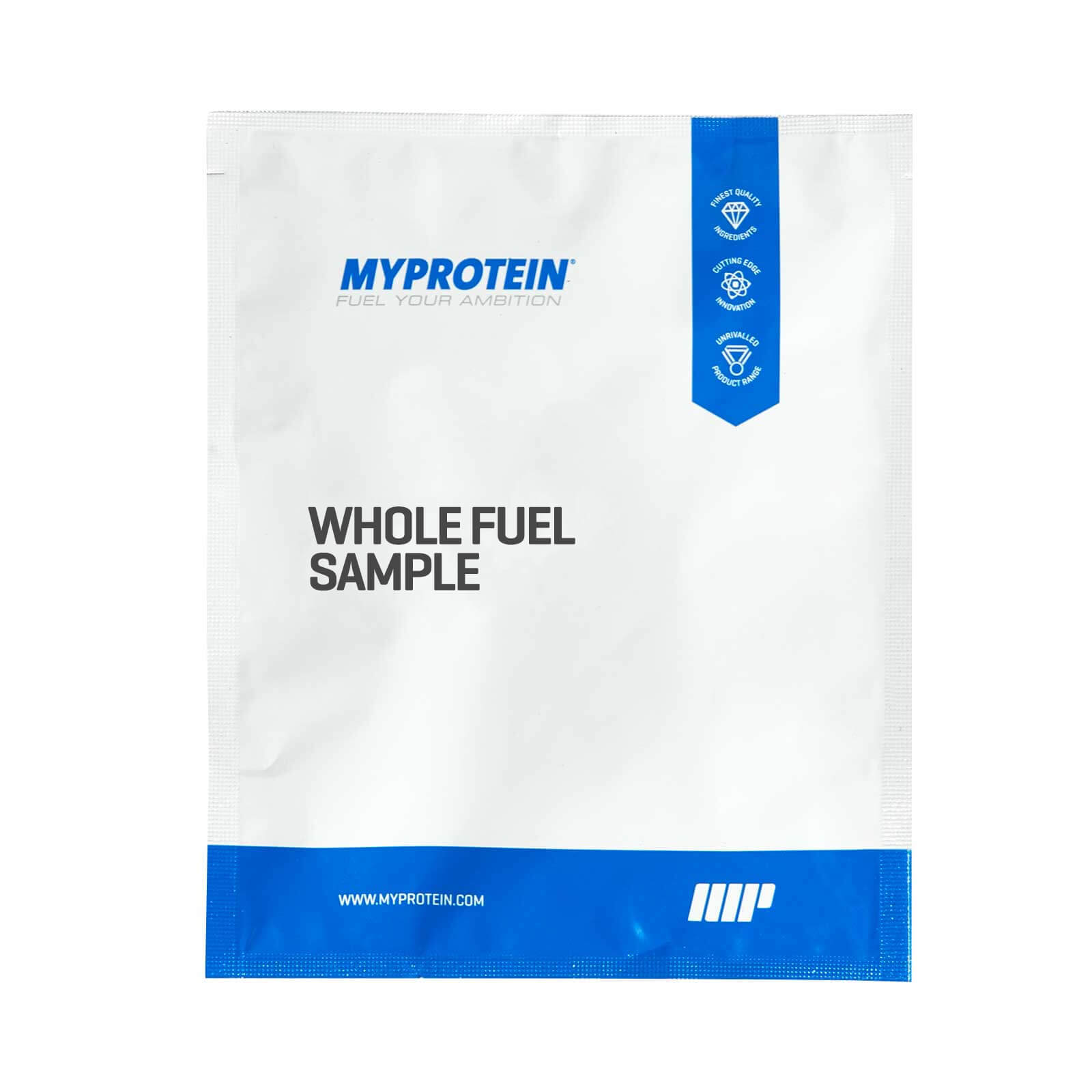 Whole Fuel, Natural Chocolate, 100g (Sample)
