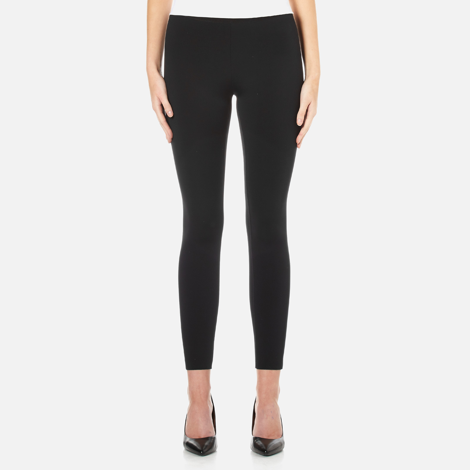 c4375ccb2a1e5 Helmut Lang Women's Scuba Leggings - Black - Free UK Delivery over £50