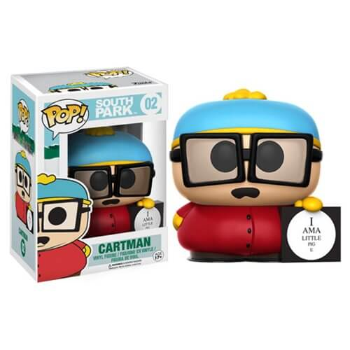 Figurine Pop! South Park Cartman