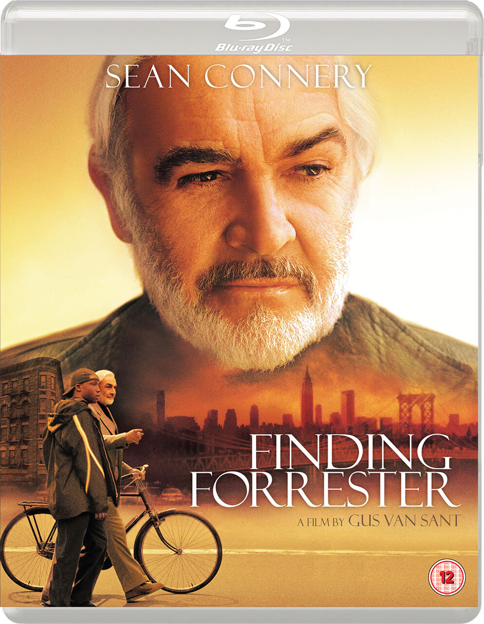 Finding Forrester - Dual Format (Includes DVD)